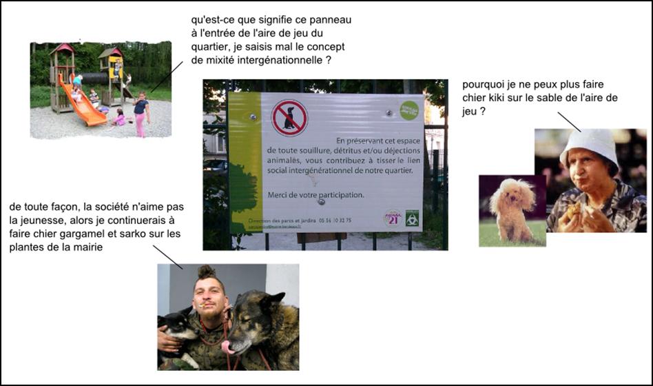 deuxdegres_bien-vivre-ensemble_mixité-et-canisite_affiche-quartier